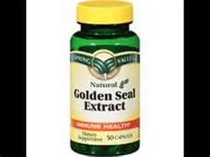 golden seal acne picture 1