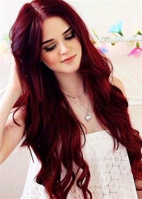 new hair color style picture 7