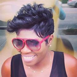 short hair cuts for afro american women picture 7