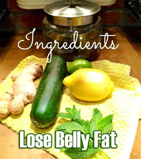 chinese home remedy to loss belly fat picture 12