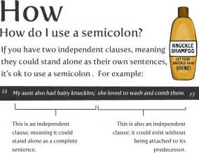 semi colon picture 2