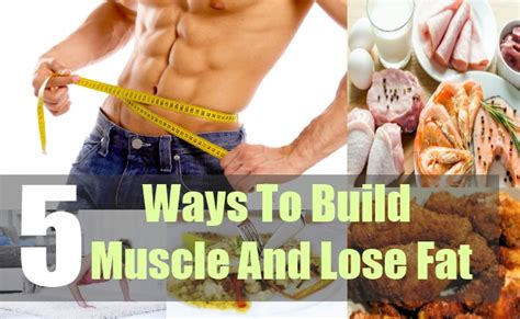 building muscle and losing fat picture 5