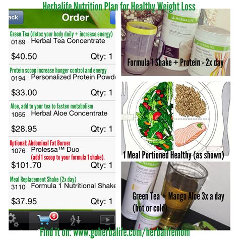 herbalife weight loss program product reviews picture 5