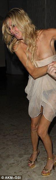 brandi glanville breast exposed picture 3