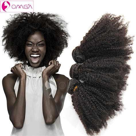 afro human hair weave picture 1