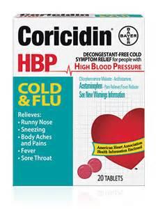 Coricidin high blood pressure picture 3