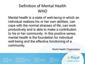 what is metal health picture 6