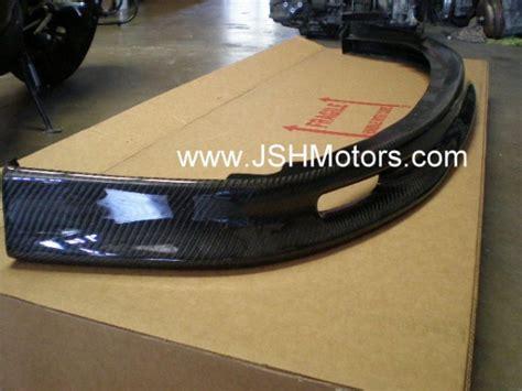 civic carbon fiber lip picture 3