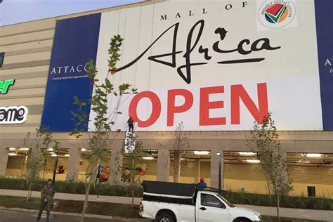 a mall in johannesburg south africa that the picture 12