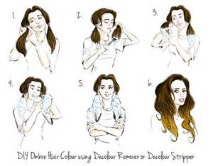how to color process your hair picture 6
