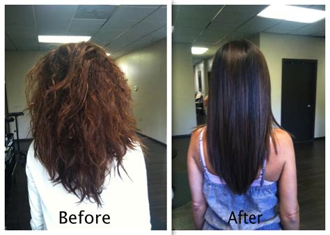 keratin hair process picture 9