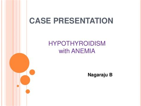 can hypothyroidism cause anemia picture 7