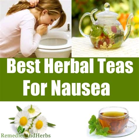 herbal tea for nausea picture 1