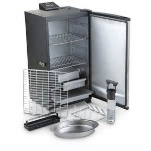 stainless steal smoke house picture 11