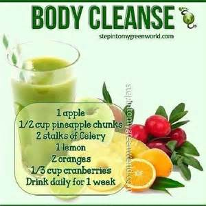 body cleanse with cranberry juice picture 9