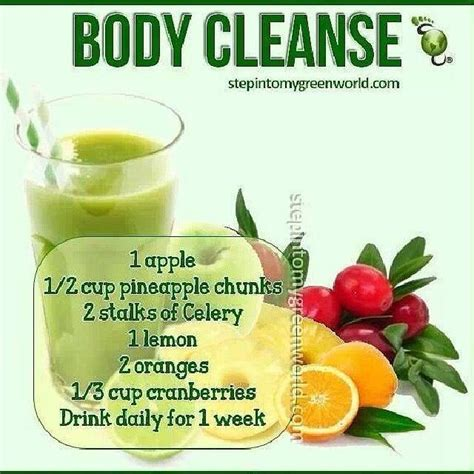 body cleanses picture 1