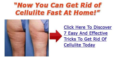 best way to get rid of cellulite picture 5