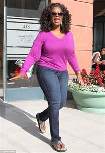 has oprah lost weight 2013 picture 1