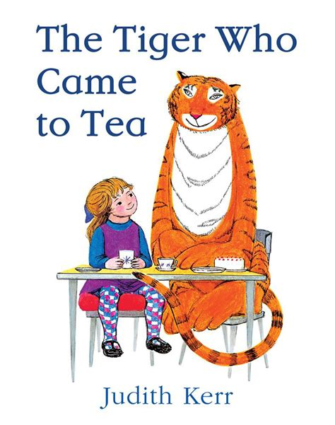 what book comes after h of the tiger picture 2