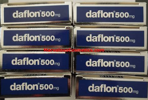 do you know this medicine - daflon 500mg picture 7