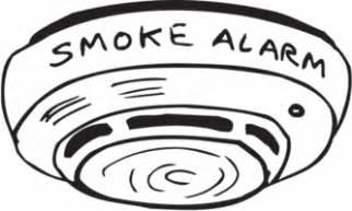 smoke alarm clipart picture 1