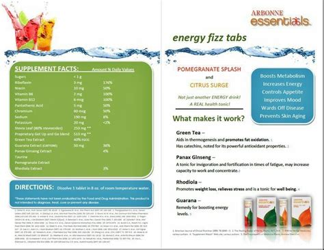 arbonne metabolism boost side effects picture 3