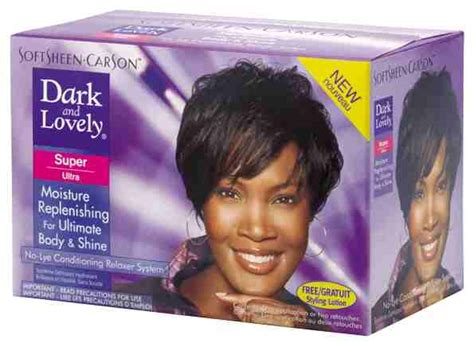 non chemical relaxers for black hair picture 5