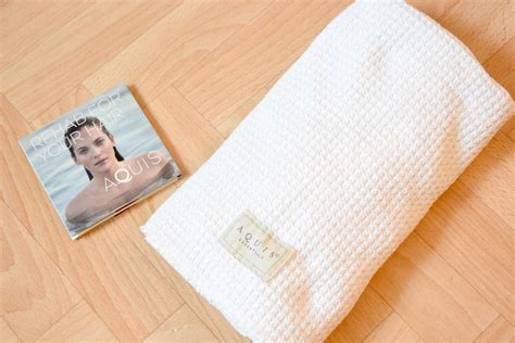 aquis hair towel picture 10