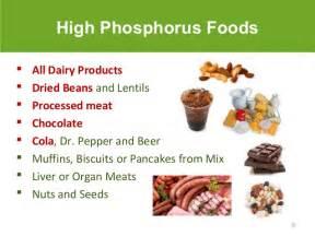 low phospate diet low oscilate diet picture 1