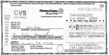 buy dietrine w money orders picture 2