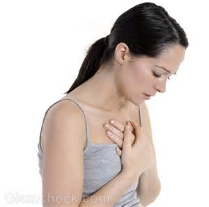 does indigestion cause pain around the chest area picture 17