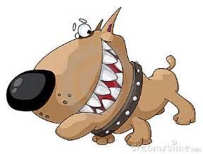 cartoon dog teeth picture 6