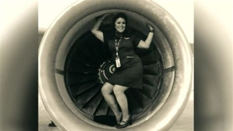 flight attendant taking hoodia picture 11