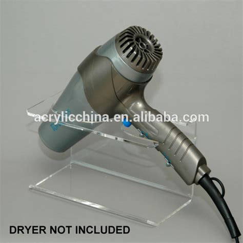acrylic hair dryer holder picture 1
