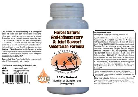 anti-inflammatory herbal supplement formulas picture 15