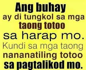 quote para sa mga taong makapal ang mukha picture 10