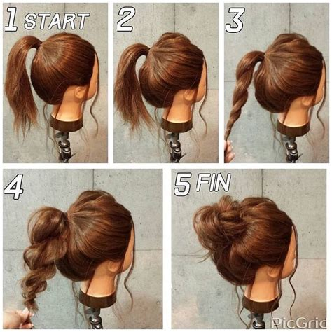 easy to do hair styles picture 5