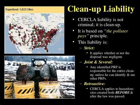 cercla liability is joint and several meaning picture 9