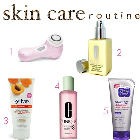daily skin care routine picture 1