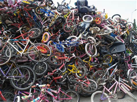 bicycle piles picture 3