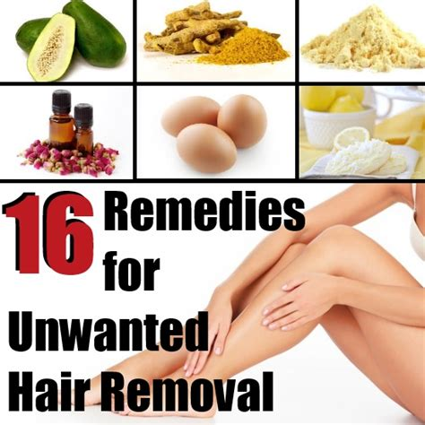 hair removal remedies picture 1