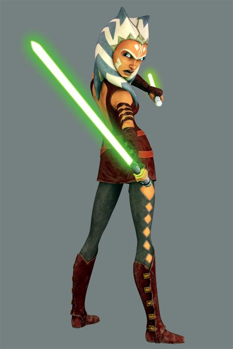 pictures of asoka from the clone wars with picture 2