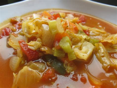 cabbage soup diet recipe picture 1