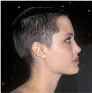 angelina jolie short hair pics picture 3