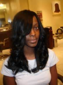 black hair weave updos picture 9