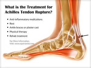 ankle joint effusion and ruptured achilles tendon picture 13
