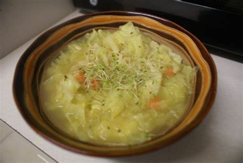 cabbage diet picture 1