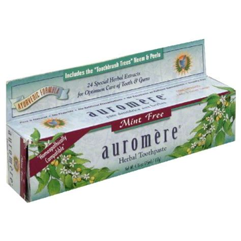 auromere herbal toothpaste picture 13