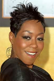 short hair cuts for afro american women picture 6