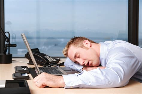 excuses people use when they fall asleep at work picture 3